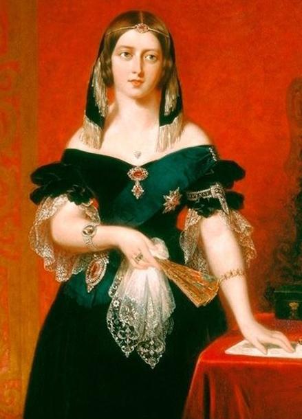百达翡丽 维多利亚女王的偏爱