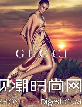 GUCCI2014春夏广告宣传电影高清图片