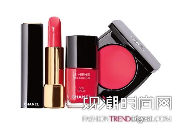 Chanel 2014春季美妆系列高清图片