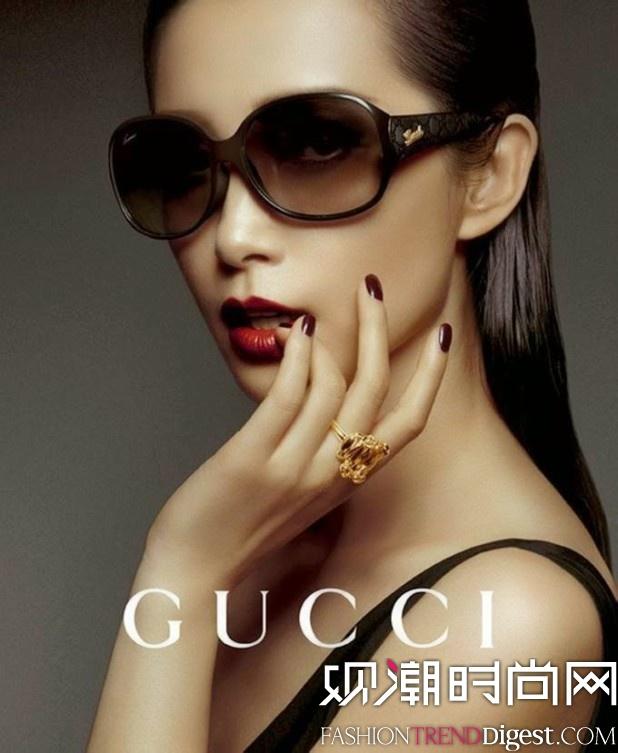 GUCCI 2014春夏款墨镜发布高清图片