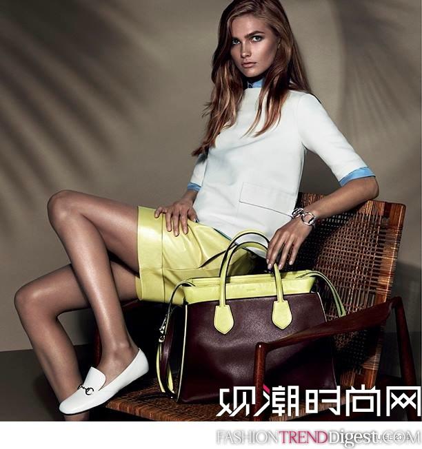 Gucci 2015早春系列广告高清图片