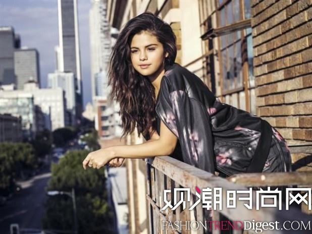 Adidas NEO 2015春夏系列�V告由Selena Gomez演�[高清�D片