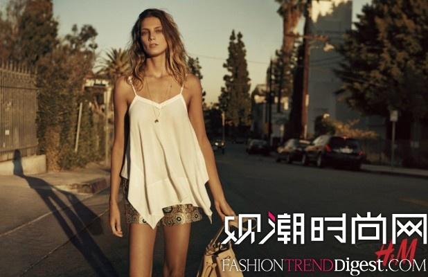 H&M 2015春季最新系列广告高清图片