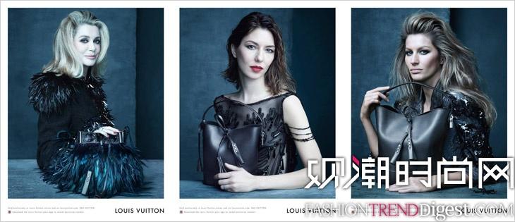Louis Vuitton 2014春夏广告高清图片