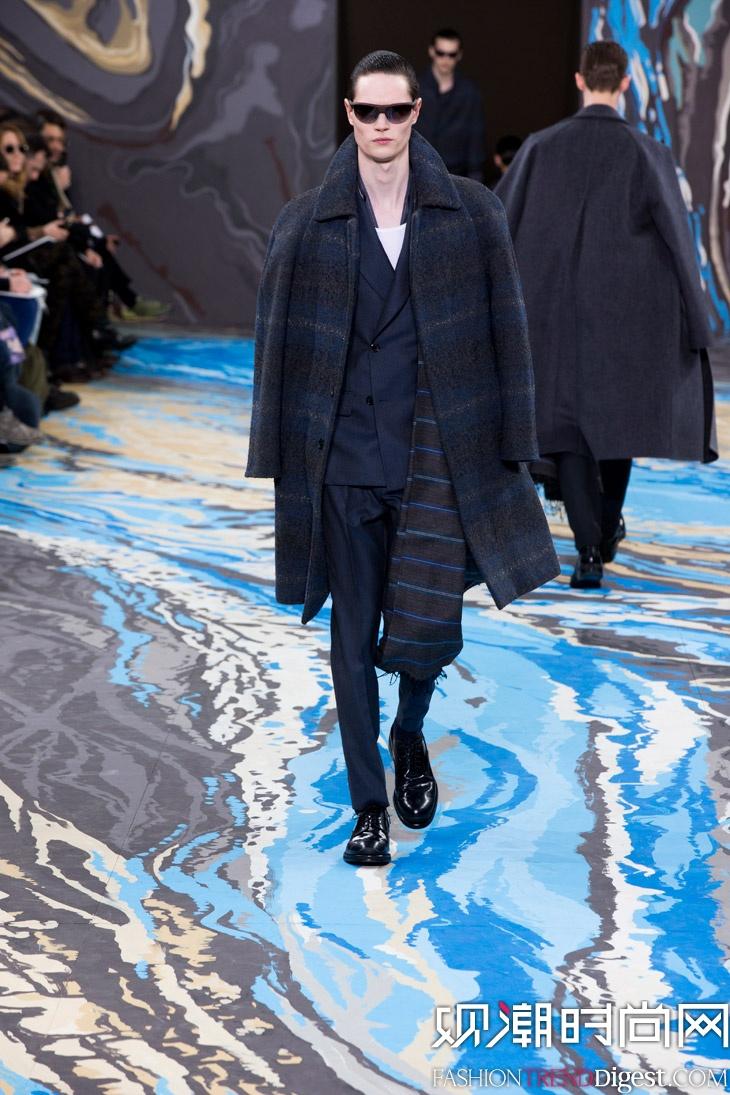Louis Vuitton 男士2014秋冬系列高清图片