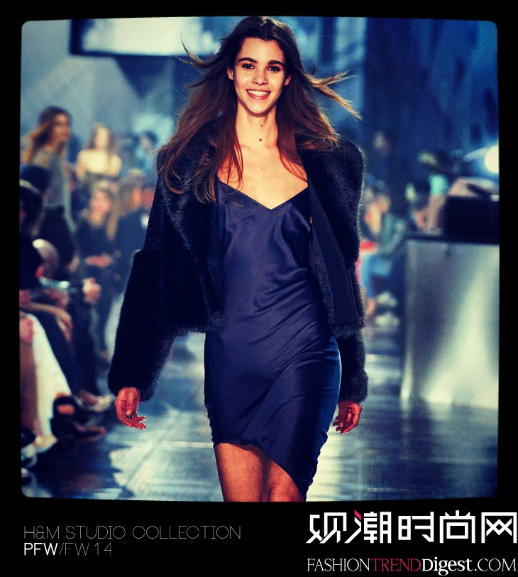 H&M Studio2014秋冬系列高清图片