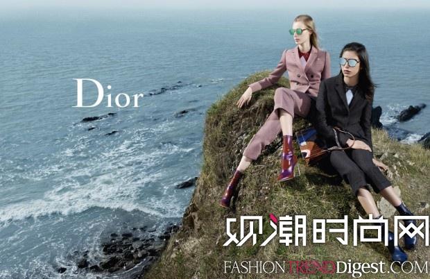 Dior 2015秋冬广告高清图片
