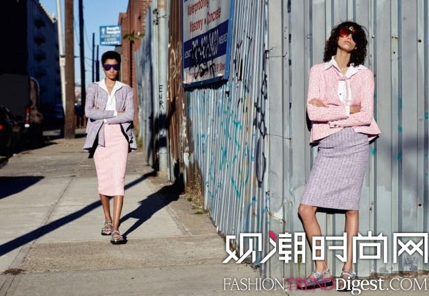Chanel 2016春夏系列广告大片高清图片