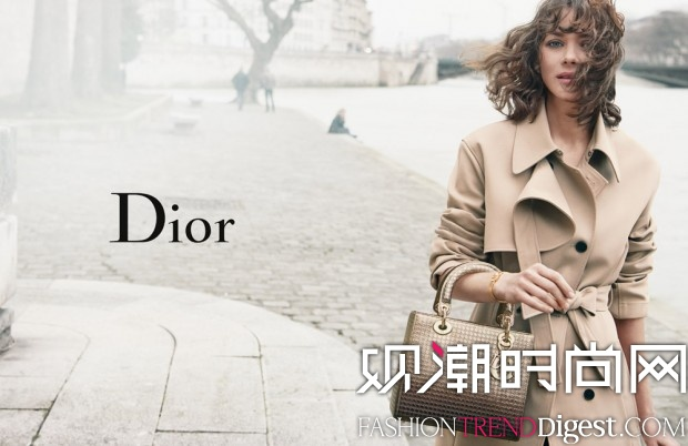 Lady Dior  2016春夏系列广告大片高清图片