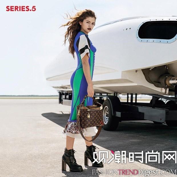 Louis Vuitton 2016秋冬广告大片高清图片