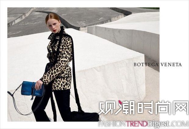 Bottega Veneta 2016秋冬系列广告大片释出高清图片