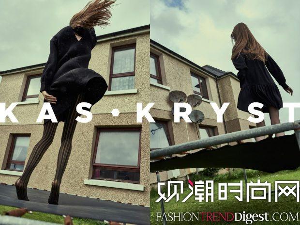 Kas Kryst 2016秋冬系列广告大片高清图片