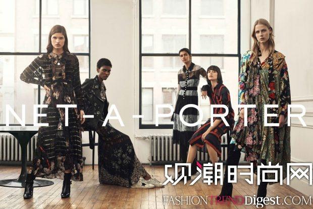 Net-A-Porter 2016秋冬系列广告大片高清图片