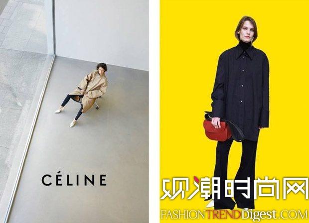 Celine 2016.17秋冬广告大片高清图片