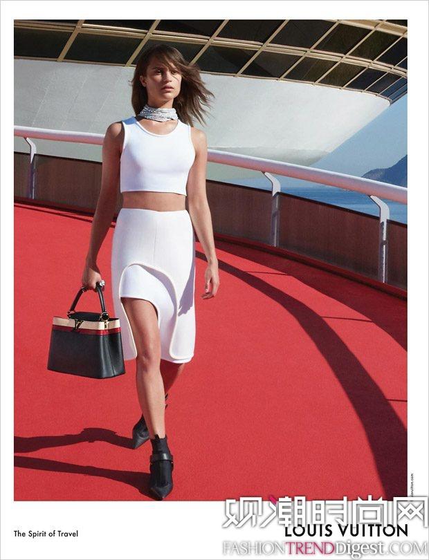 Louis Vuitton 2017最新广告大片高清图片