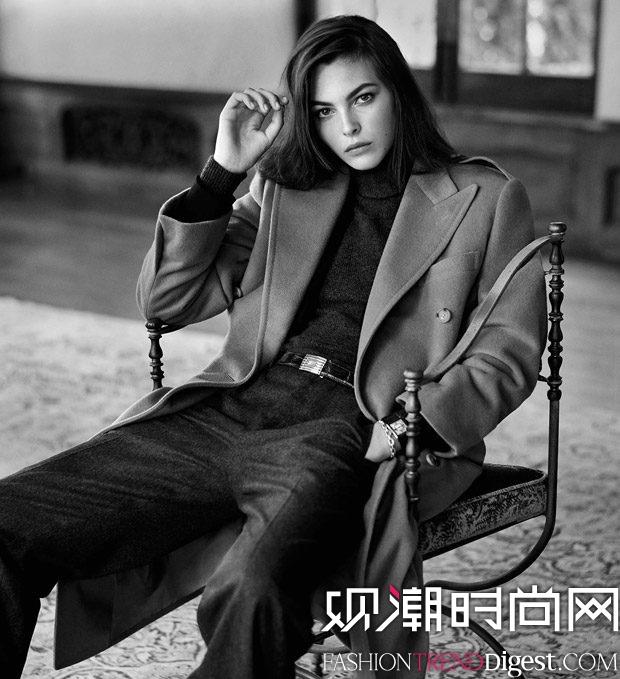 Stella Tennant演绎Ralph Lauren2016年最新广告高清图片