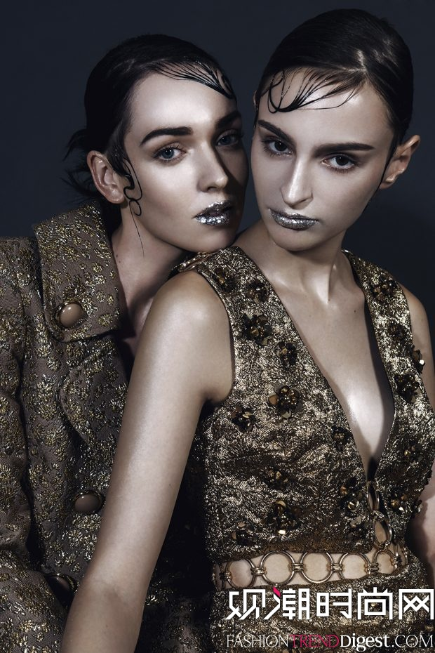 Outfit 2017年系列最新广告大片高清图片