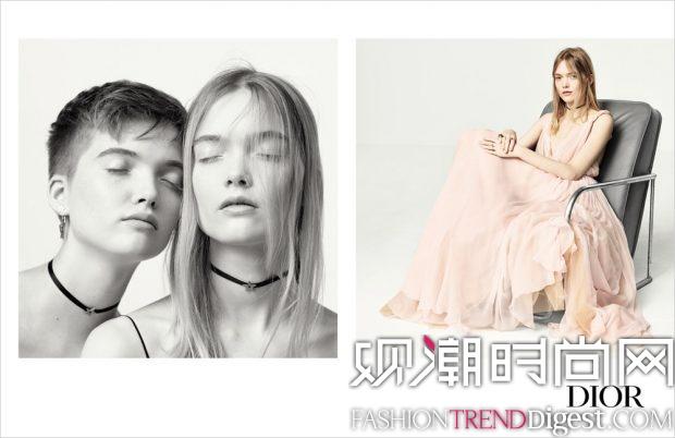 Dior 2017春夏系列广告大片高清图片