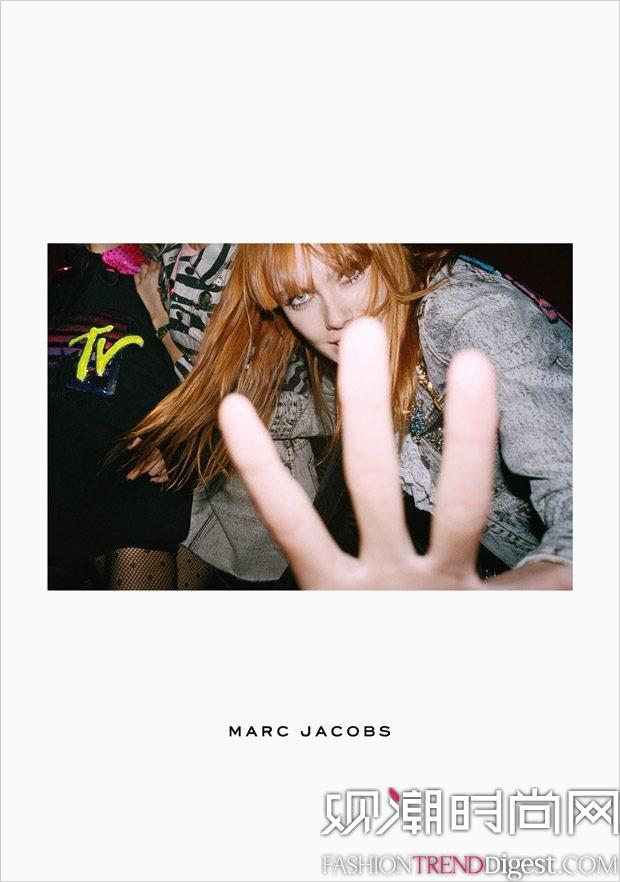 Marc Jacobs 2017年最新广告大片高清图片