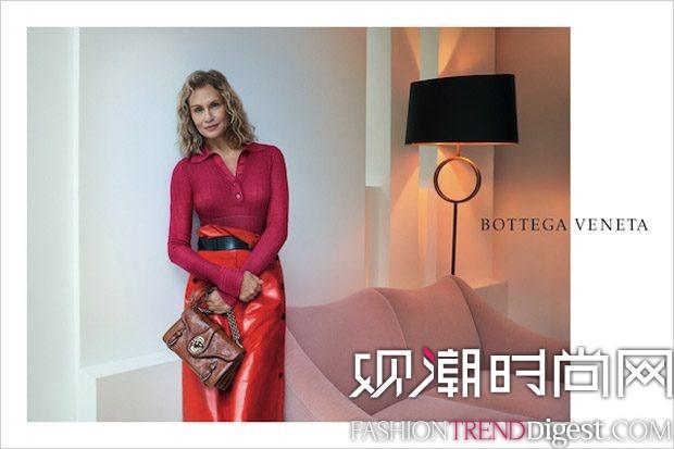 Bottega Veneta 2017最新系列广告大片释出高清图片