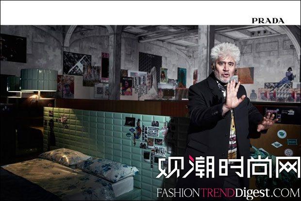 PRADA Menswear 2017春夏广告大片高清图片