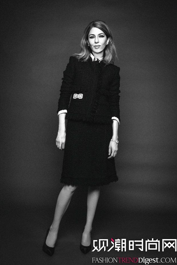 Charlize Theron等人演绎《Madame Figaro》最新杂志内页大片高清图片