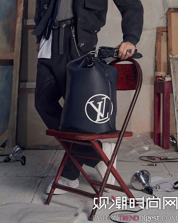 Louis Vuitton 2017秋冬系列广告大片高清图片