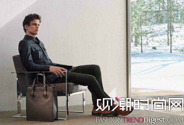 Bottega Veneta 2017秋冬系列广告大片高清图片