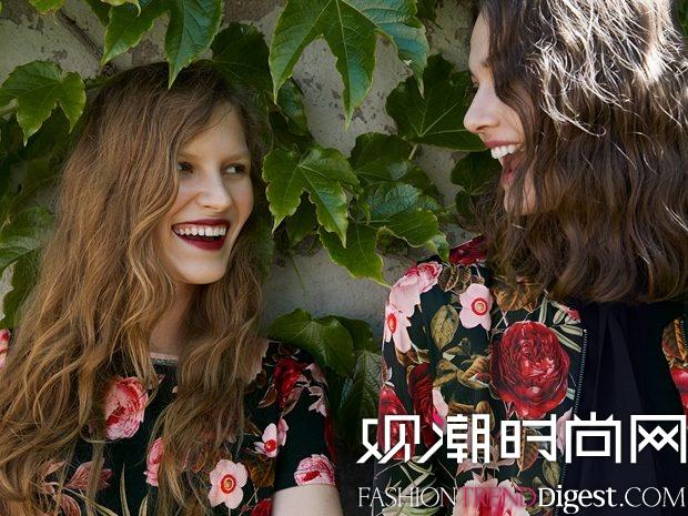 HALLHUBER 2017秋冬系列Lookbook高清图片
