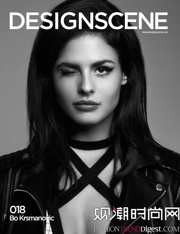 《Design SCENE 》2017年最新杂志封面故事高清图片