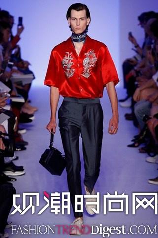 Louis Vuitton  2016春夏男装系列秀场高清图片