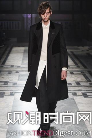 Alexander McQueen 2016秋冬男�b系列��敦男�b周高清�D片