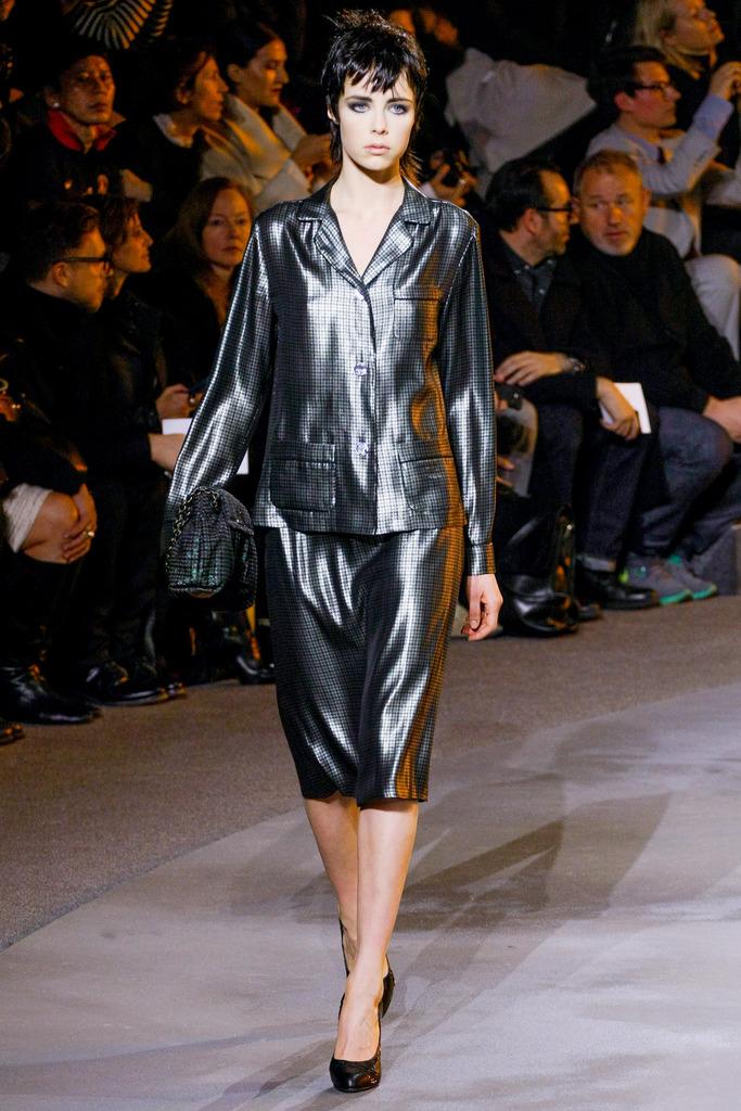 Marc Jacobs 2013秋冬女装系列(纽约时装周)高清图片