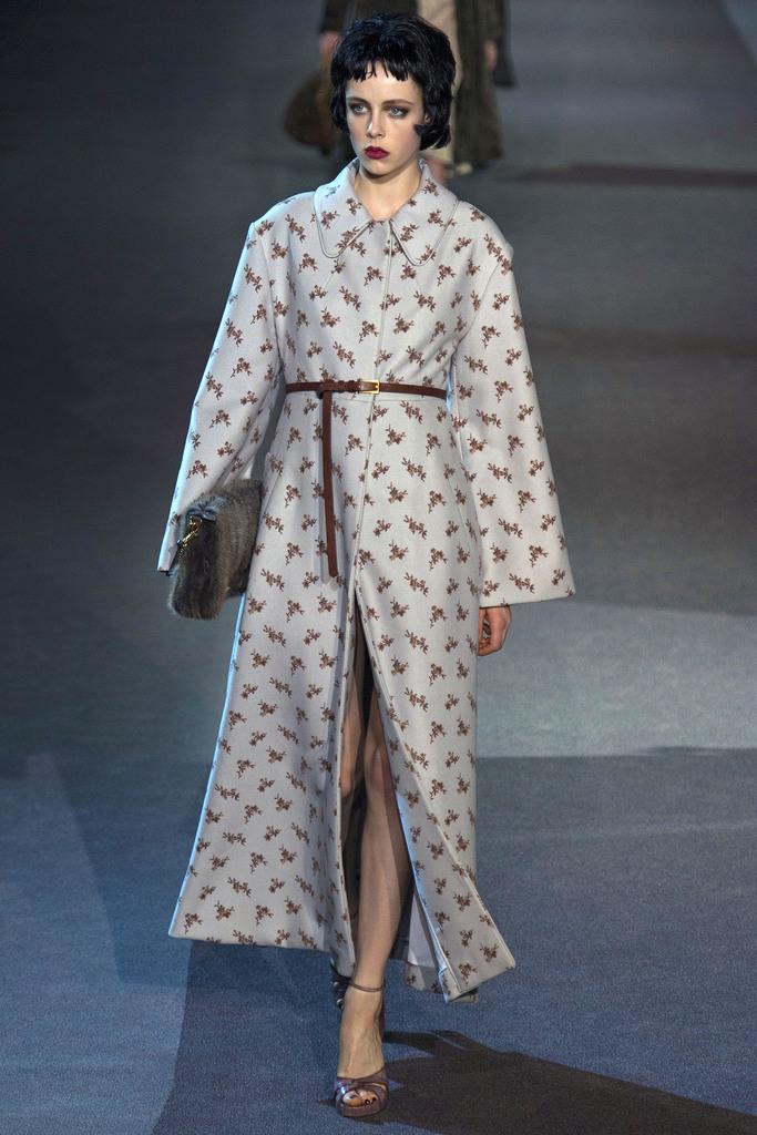 Louis Vuitton 2013秋冬女装系列(巴黎时装周)高清图片