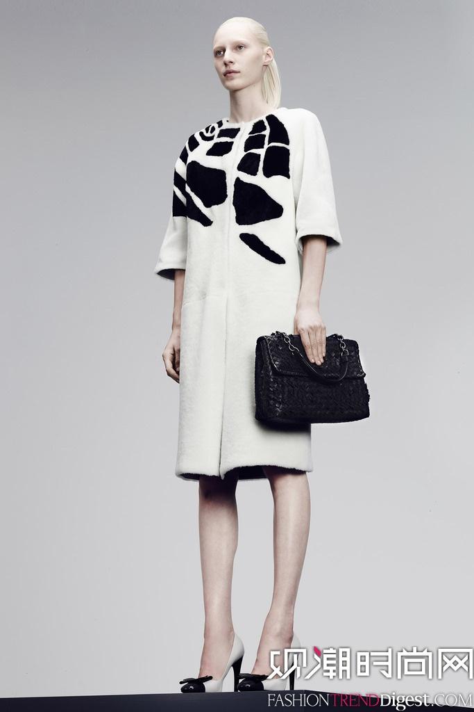 Bottega Veneta发布2014早秋系列LOOKBOOK高清图片