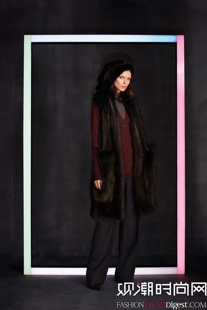 Louis Vuitton发布2014早秋系列LOOKBOOK高清图片