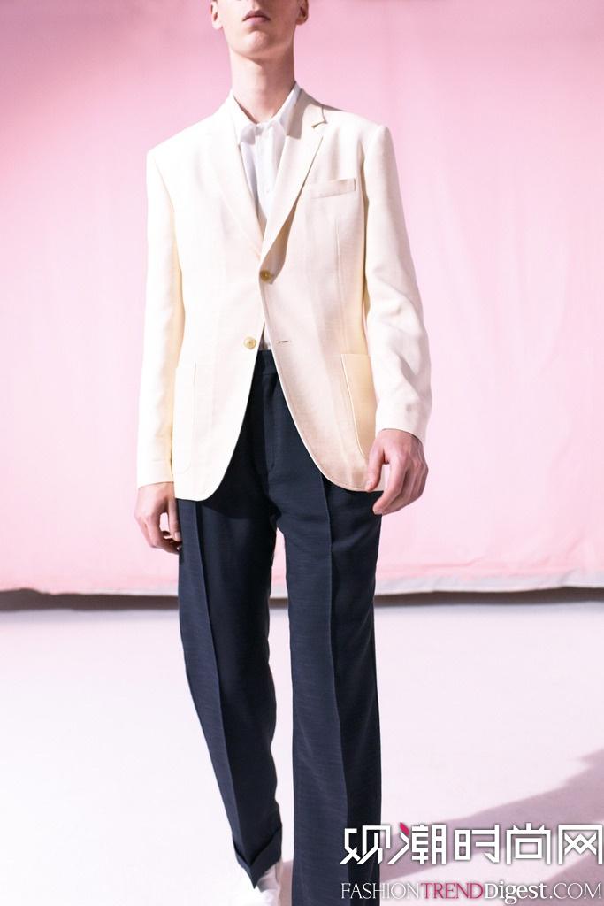 Marc Jacobs 2015春夏米兰男装周秀场高清图片