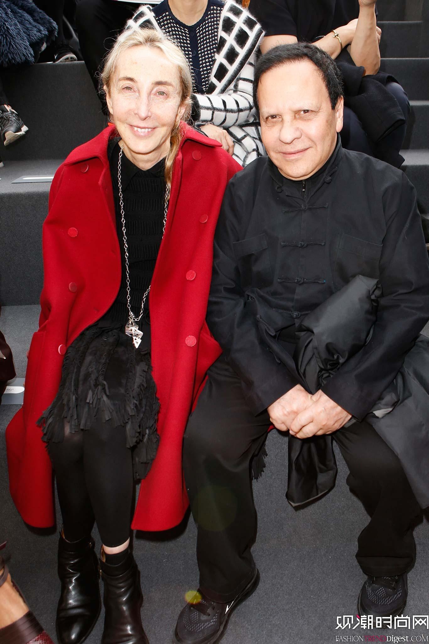 Louis Vuitton 2015秋冬时装周系列秀场高清图片