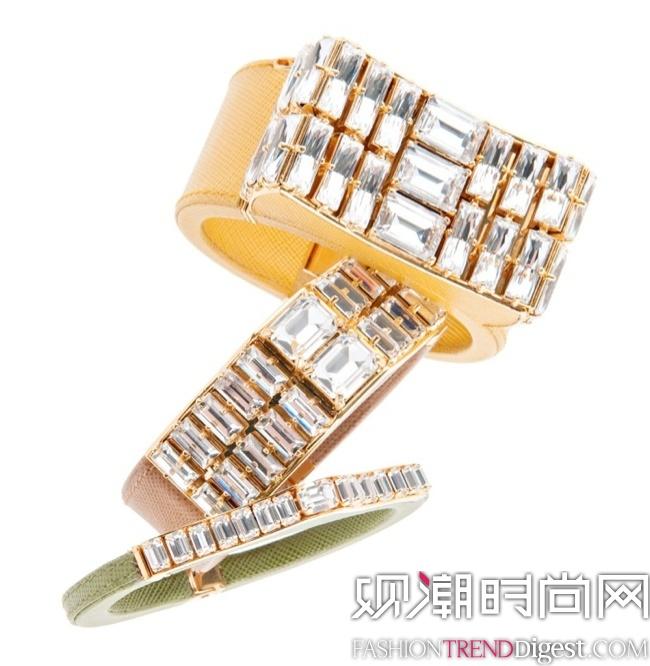 Prada 2014春夏珠宝系列高清图片