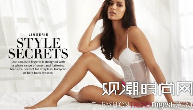 Cris Urena淡雅出镜H&M 2014春夏最新广告 尽显诱惑高清图片