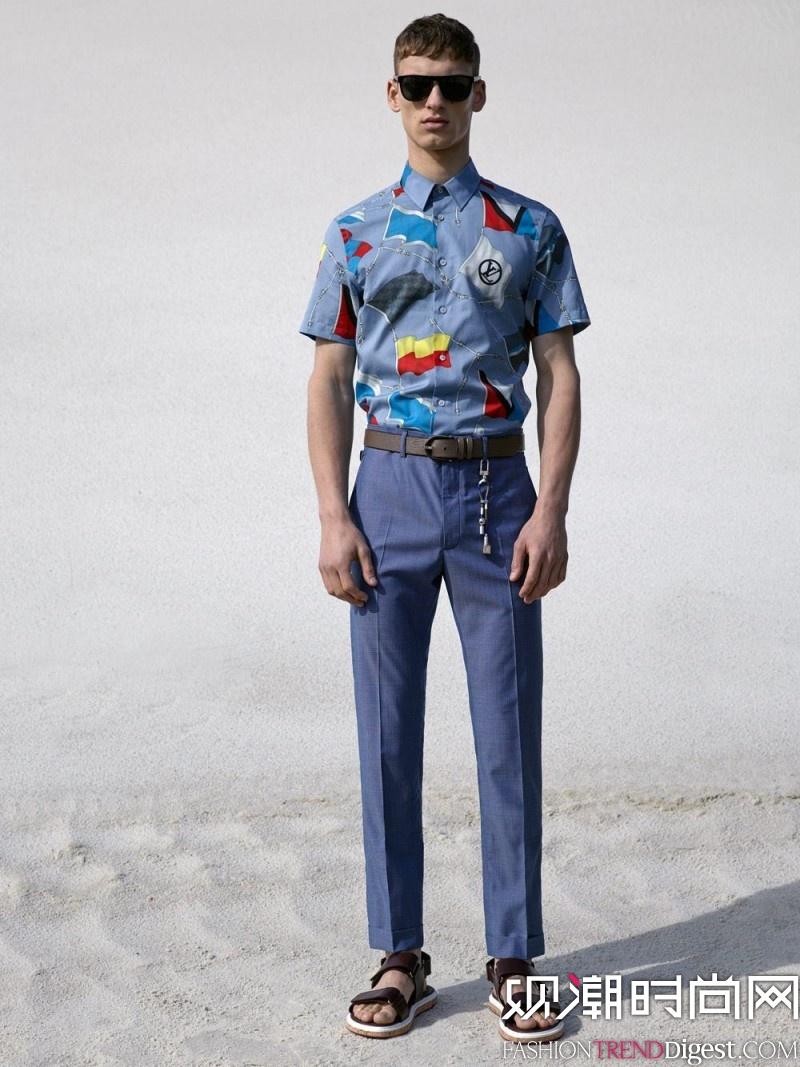Louis Vuitton 2016春夏男装广告高清图片