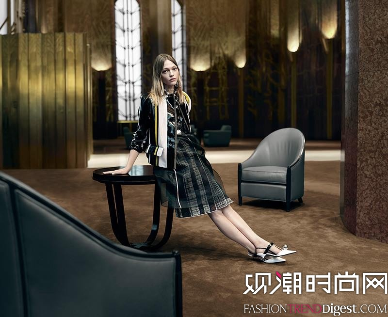 Prada 2016春夏系列广告高清图片