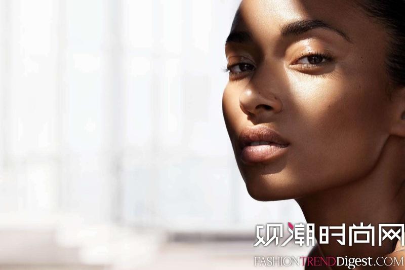 H&M 彩妆广告大片高清图片