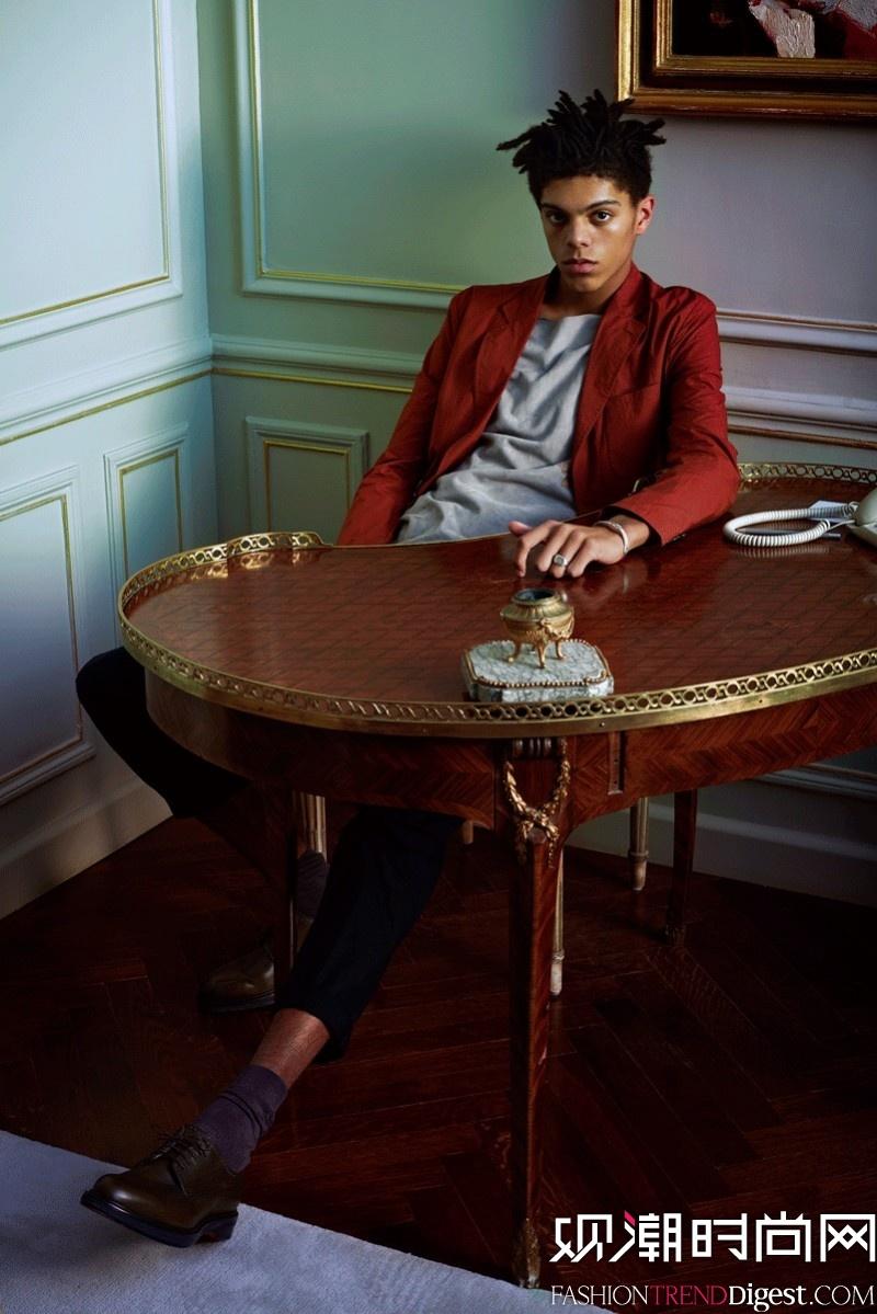 Hermès 2016春夏系列广告大片高清图片
