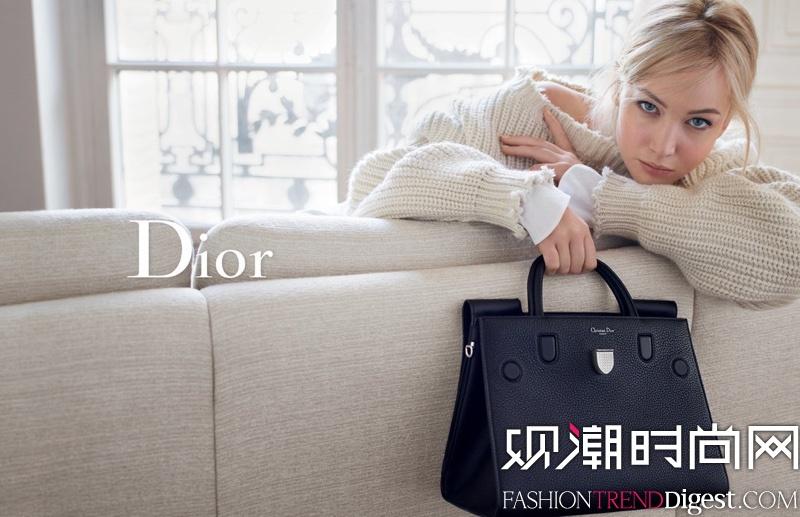 Dior 2016春夏包袋系列广告大片高清图片
