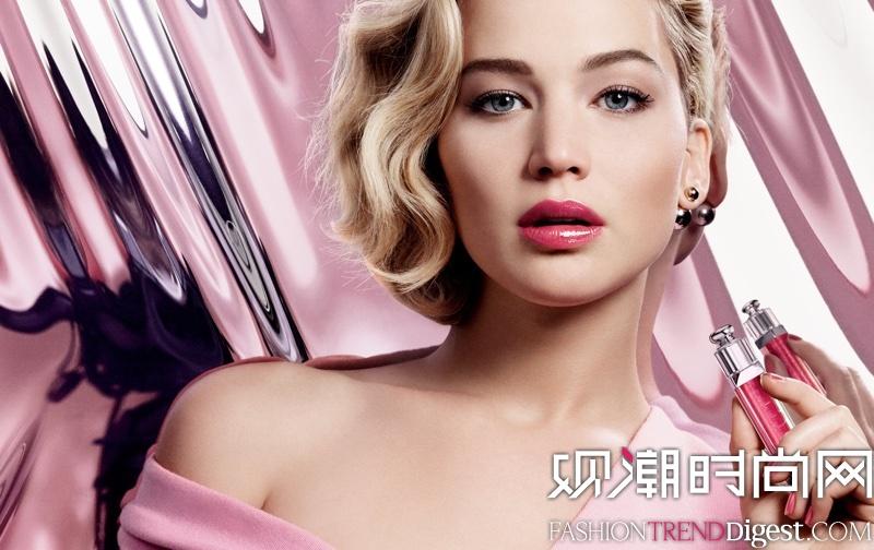 Dior Addict 2016春夏最新广告大片高清图片