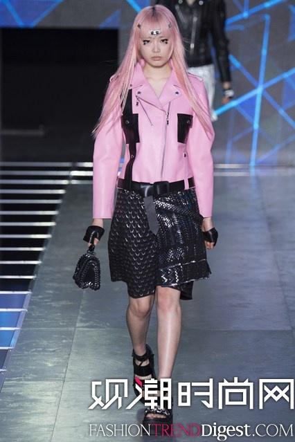 Louis Vuitton 2016春夏巴黎时装周成衣系列高清图片