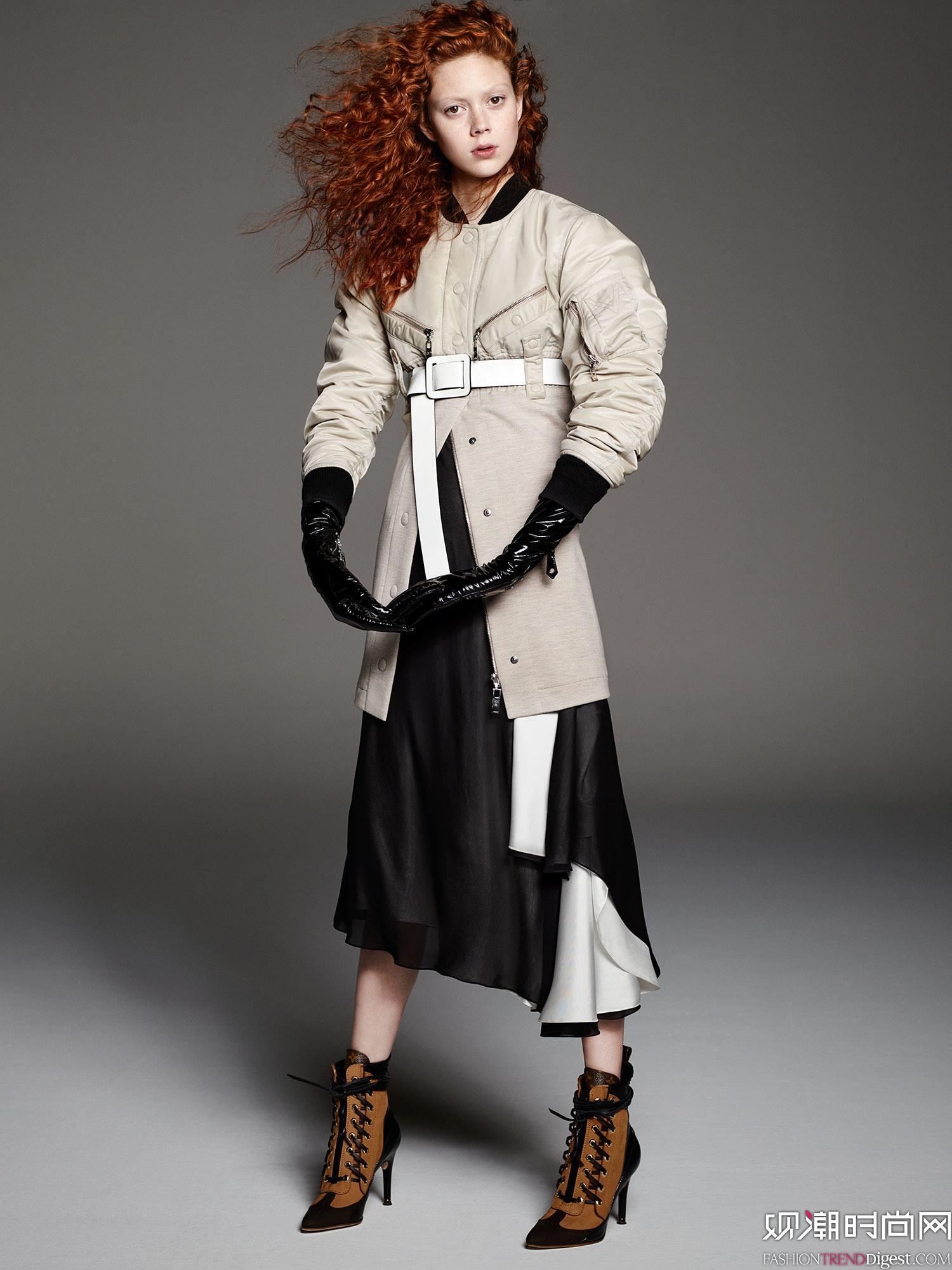 Louis Vuitton 2016早秋系列LookBook高清图片