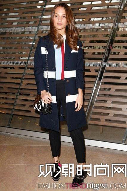 Louis Vuitton 2016秋冬系列巴黎时装周高清图片