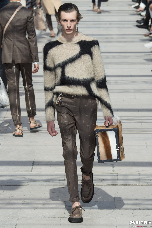 Louis Vuitton 2017春夏男装系列巴黎时装周高清图片